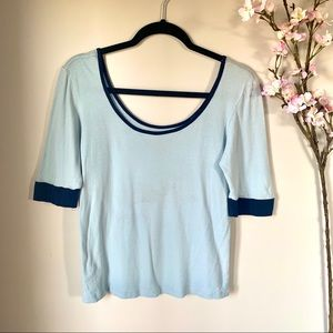 NEW UO / TRULY MADLY DEEPLY / WIDE NECK